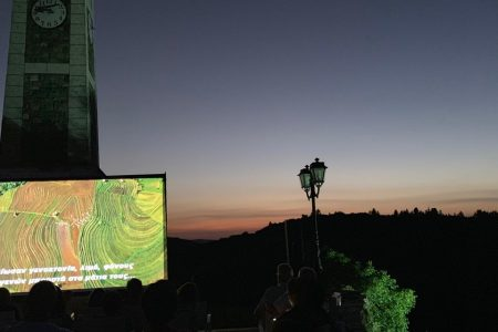 Revival of the open-air cinema