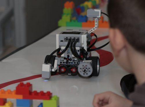 Διαδικτυακό εργαστήριο ρομποτικής