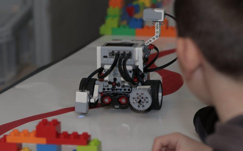 Ρομποτική από την ομάδα Robot-fun της Nokia Hellas