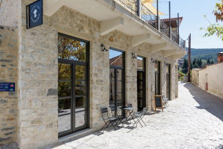 Opening of Voureiko café-restaurant