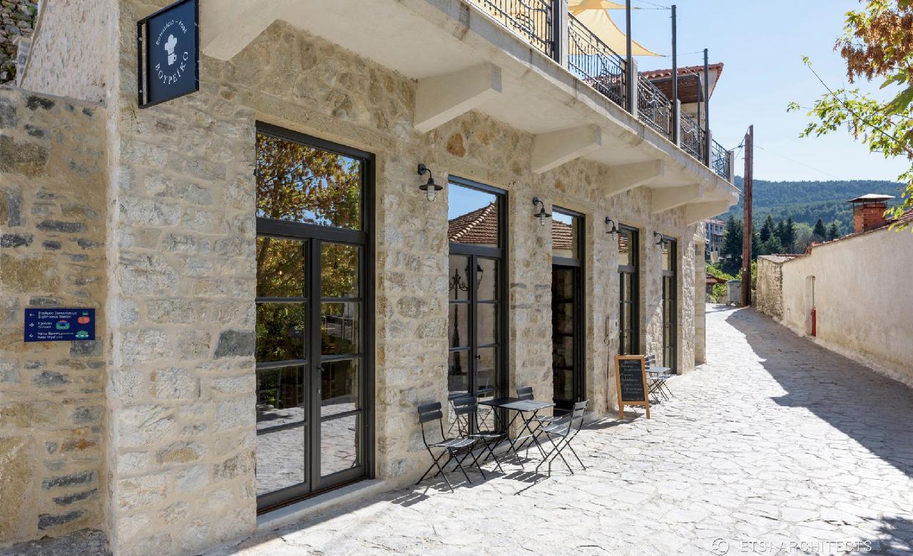 ETSI Architects / Ioannis Promponas