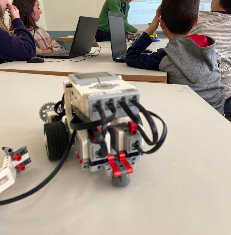 Εργαστήριο ρομποτικής στο V.Lab