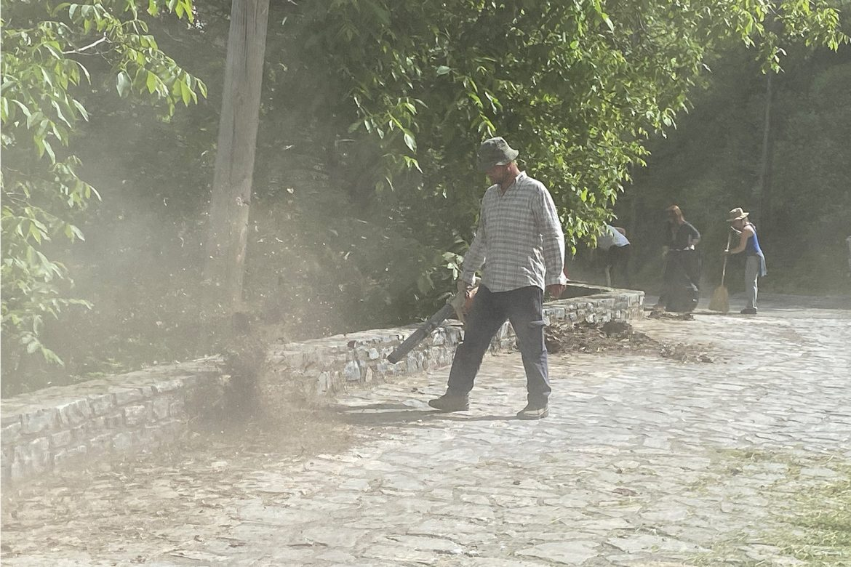 Vamvakou Revival / Εθελοντικός καθαρισμός 17/05
