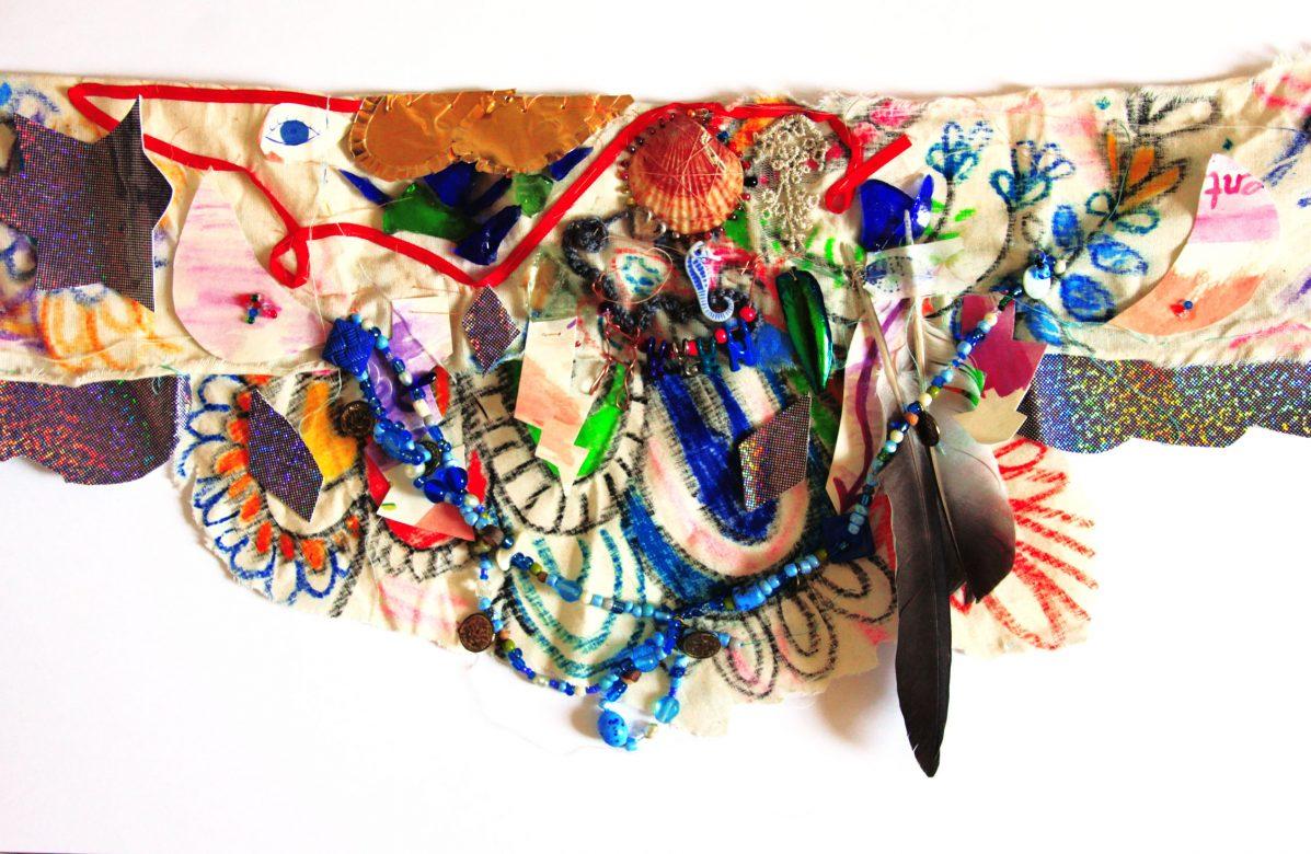 Amelie Spitz   Helen's belt