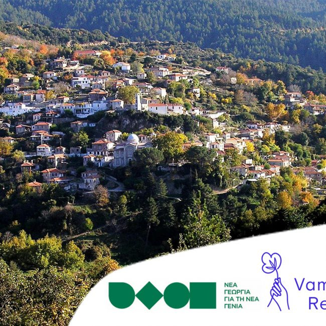 Support action for the rural development of Vamvakou, Lakonia