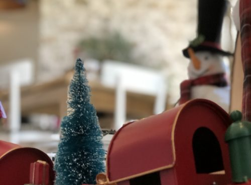 Παραμονή Χριστουγέννων στο Βουρέικο