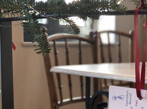 Ρεβεγιόν Χριστουγέννων στο Βουρέικο