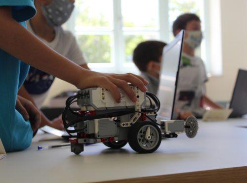 Eργαστήριο ρομποτικής για παιδιά