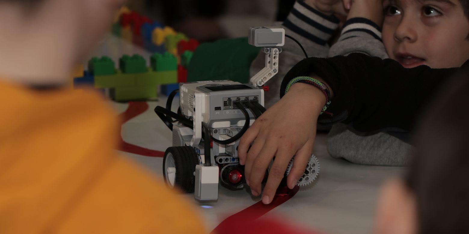 Εργαστήριο ρομποτικής